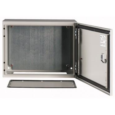 Obudowa CS 300x400x200mm IP66 z płytą montażową CS-34/200 111680