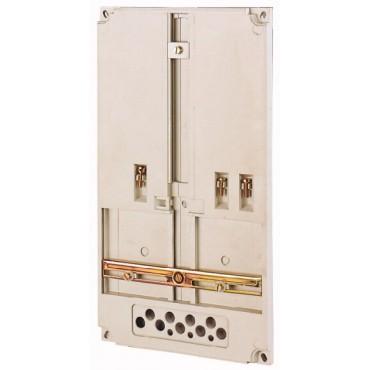 Tablica licznikowa 370x210mm 1/3F szara ZBR 279261