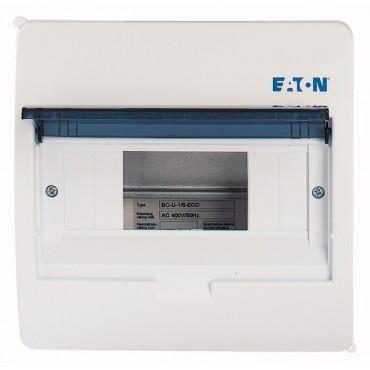 Rozdzielnica modułowa 1x8 podtynkowa IP40 BC-U-1/8-ECO 280353