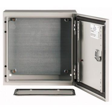 Obudowa CS 300x300x150mm IP66 z płytą montażową CS-33/150 111648