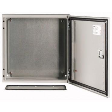 Obudowa CS 400x400x150mm IP66 z płytą montażową CS-44/150 111683