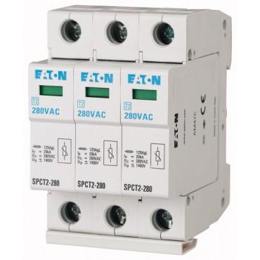 Ogranicznik przepięć C 3P 20kA SPCT2-280/3 167595