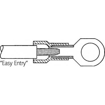 Końcówka kablowa oczkowa L-RC 10 4-6/M10 63104380