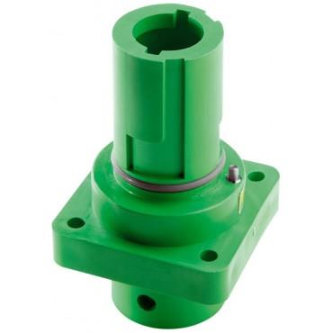 Obudowa wtyczki pulpitowa EPIC POWERLOCK A1 PE zielona SP M12 44420221