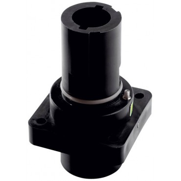 Obudowa wtyczki pulpitowa EPIC POWERLOCK A1 C L2 czarna SP M12 44420224