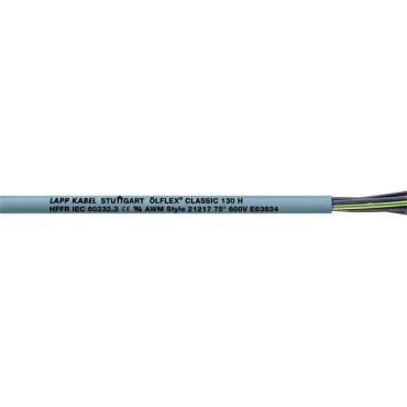 Przewód sterowniczy bezhalogenowy OLFLEX CLASSIC 130 H 3G0,5 1123001 /bębnowy/