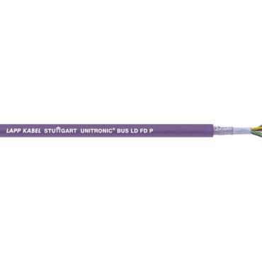 Przewód UNITRONIC BUS LD FD P 2X2X0,25 2170214 /bębnowy/