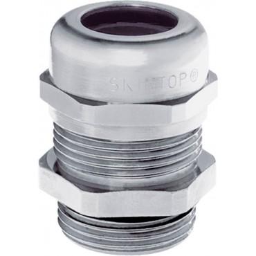 Dławnica kablowa mosiężna M90 IP68 SKINTOP MS-M 90x2 53112512