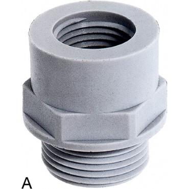 Przejściówka poliamidowa do dławnic PG9/M20 SKINDICHT A-PG/M 9/20x1,5 52100324