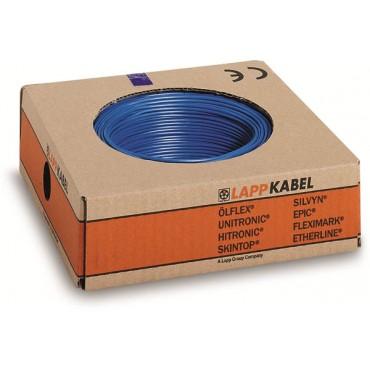 Przewód instalacyjny H07V-K 1,5 czarny 4520011 /100m/