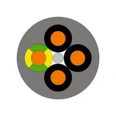 Przewód sterowniczy OLFLEX CLASSIC 110 4x0,5 1119754 /bębnowy/