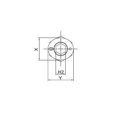 Szybkozłącze G-Fitting wtykowe proste Sang-A GPC przewód 8 mm gwint 1/4