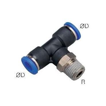 Szybkozłącze G-Fitting wtykowe trójnik Sang-A GPT przewód 4 mm gwint 1/8