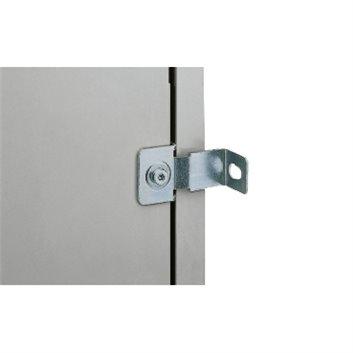Zestaw uchwytów do mocowania do ściany dla PLA lub PLAT (4 lub 6 uchwytów) NSYFMPLA