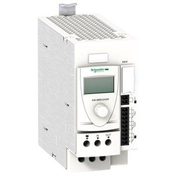 Moduł ładowania baterii Phaseo ABL8 24...28,8VDC 24V/20A ABL8BBU24200