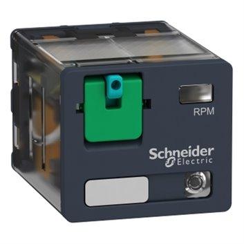 Przekaźnik mocy 3P 15A 12V DC LED RPM32JD