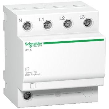 Ogranicznik przepięć iPF40 - 3 bieguny+N - 340 V A9L15688