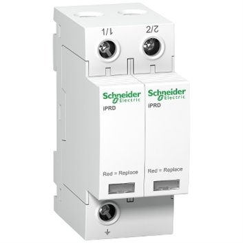 Ogranicznik przepięć C 2P 8kA 1kV 350V iPRD-8-8kA-350V-2P A9L08200