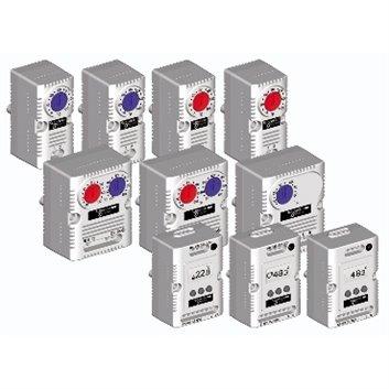 Termostat 10A 1P 250V 0-60 stopni C NSYCCOTHI