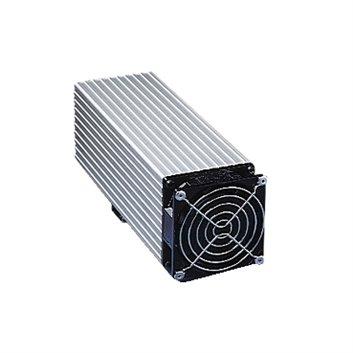 ClimaSys wentylator grzejnika rezystancyjnego, 400W 230V aluminiowy NSYCR400W230VV