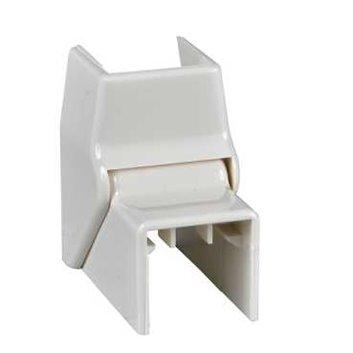 Ultra Łącznik narożny wewnętrzny 25x16/25x25mm biały RAL 9010 ETK25320