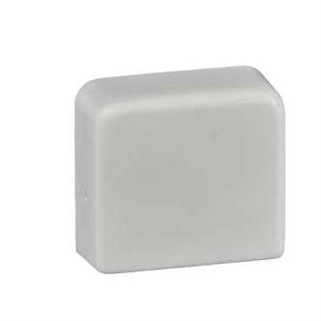 Łącznik zakończeniowy kanału 60x25/60x40/60x60 biały ETK60361