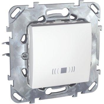 Unica Plus Przycisk dzwonek biel polarna p/t MGU50.206.18CZ