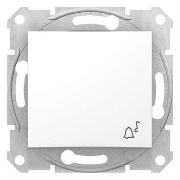 Sedna Przycisk /dzwonek/ biały SDN0800121