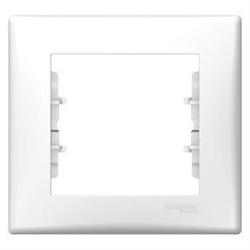 Sedna Ramka pojedyncza biała SDN5800121