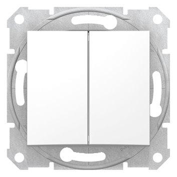 Sedna Łącznik świecznikowy 10AX biały IP20 SDN0300121