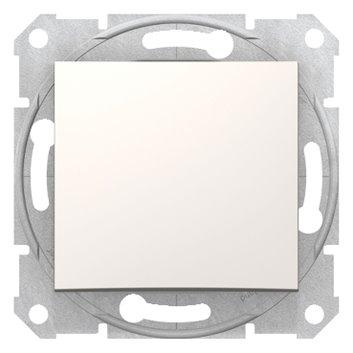 Sedna Łącznik krzyżowy 10AX kremowy IP20 SDN0500123