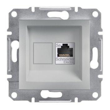 ASFORA Zaślepka bez ramki aluminium EPH5600161