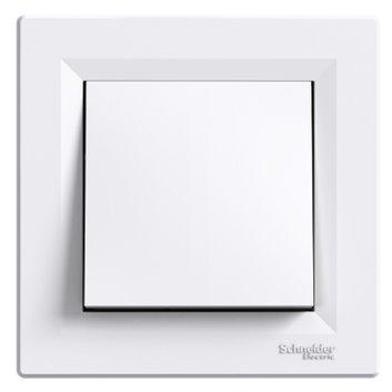 ASFORA Łącznik pojedynczy zaciski śrubowe biały EPH0100321