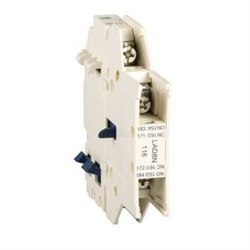 Blok styków pomocniczych, 1 NO+1 NC LAD8N116