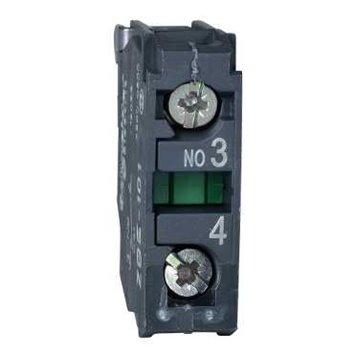 Styk pomocniczy 1Z montaż czołowy ZBE101TQ /100szt./