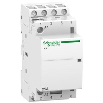 Stycznik modułowy 25A 4Z 0R 24V AC iCT A9C20134