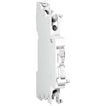 Styk pomocniczy 2P montaż boczny iOF/SD+OF A9N26929