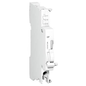 Styk pomocniczy 1P montaż boczny OF A9N26924