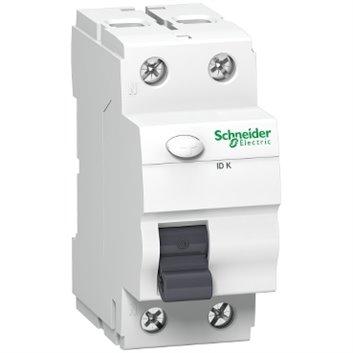 Wyłącznik różnicowoprądowy 2P 25A 0,03A typ A IDK-A25-30-2 A9Z01225