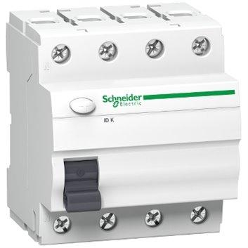 Wyłącznik różnicowoprądowy 4P 40A 0,03A typ A IDK-A40-30-4 A9Z01440