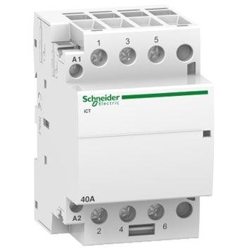 Stycznik modułowy 40A 3Z 0R 230V AC iCT A9C20843