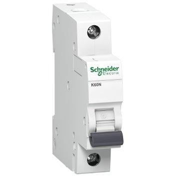 Wyłącznik nadprądowy 1P B 10A 6kA AC K60N A9K01110
