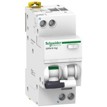 Wyłącznik różnicowo-nadprądowy 2P 16A B 0,03A typ AC iDPN N VIGI A9D55616