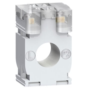 Przekładnik prądowy 50/5A 1,25VA kl.1 FS5 na kabel fi21 DIN 50/5 METSECT5CC005