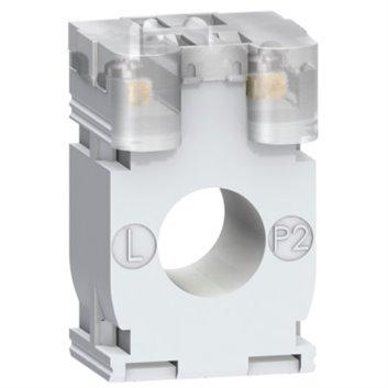 Przekładnik prądowy 125/5A 2,5VA kl.0,5 FS5 na kabel fi21 DIN 125/5 METSECT5CC013