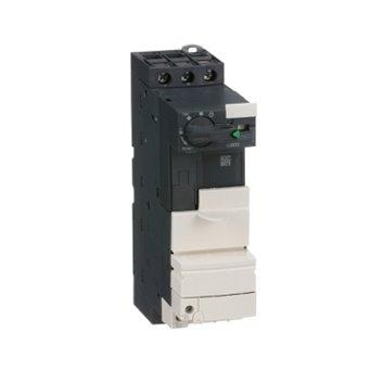 Układ rozruchowy 7,5/15kW 32A 24V DC (podstawa bazowa) LUB32