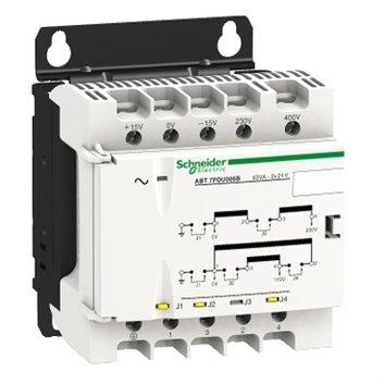 Transformator uniwersalny 230V/24V AC ABT7PDU006B