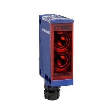 Czujnik fotoelektryczny refleks Sn=14m 1Z 1R 24-230V AC/DC Pg16 XUX1ARCNT16