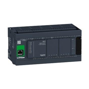 Sterownik programowalny 40I/O PNP tranzystorowe Ethernet M241-40I/O TM241CE40T