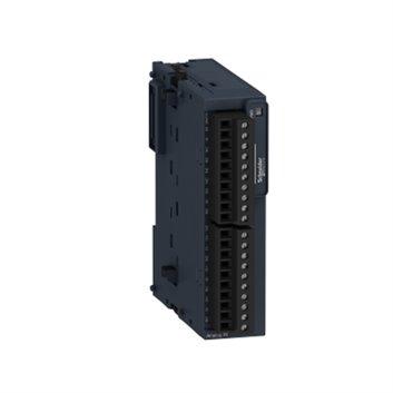 Moduł 4-wejścia analogowe Modicon TM3-4 TM3AI4